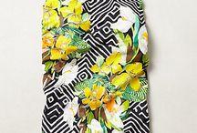 Pattern Mixing Prints
