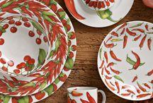 Collezioni in Fine Porcelain