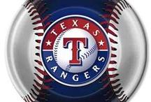 Texas Rangers / by Eva Goins