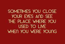 Memories / by Kay Reagan
