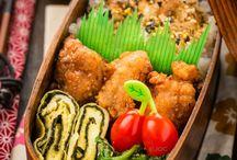 Sushi bento ideas