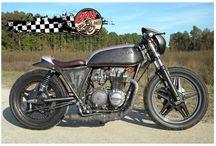 slr / Moto custom