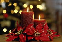 Christmas Decorating / Christmas decorations can create a special atmosphere.