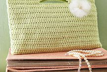 crochet bags and clutch