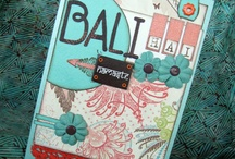 scrapbooking bali / scrapbook layouts, mini albums and cards that i've created with inspiration from beautiful bali. also includes other people's bali layouts, art journals, and projects that i love, plus some supplies for layouts showcasing the Island of the Gods.