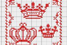 Kirjonta: kruunut