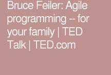 Agile Scrum Family