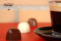 Bombons de chocolate / Informações ou encomendas: info@pedacoscacau.pt | +351 938 459 711 | www.pedacosdecacau.pt