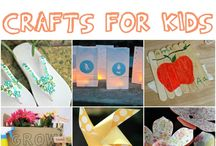 Crafts for Kids / by Catherine Granville