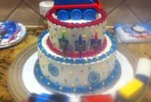 Thomas 3rd Birthday