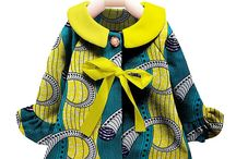 Joy P. - African prints for tots