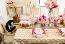 Tablescapes / by Missy Johnson