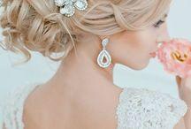 Bröllop frisyr