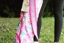 FloryPondia Co. Yoga Bags