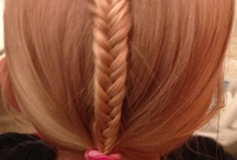 Toddler Hairstyle idea for girls