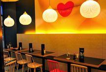 Décoration restaurant / Décoration restaurant