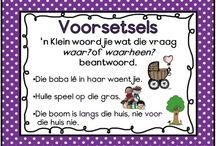 Afrikaans taalleer