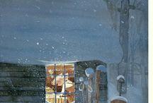 childrenbook artists / a selection of classical children book illustrators