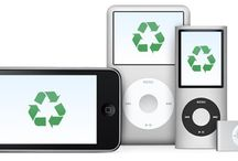 Gadget recycling news / A board featuring our weekly gadget recycling round up - keep in the know about e-waste.