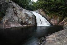 Pools/beach/stream/waterfall/river