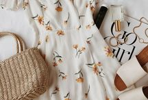 Spring and Summer Outfits / My favorite outfits for warmer weather