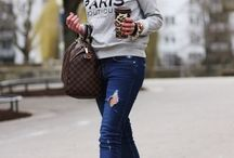 outfits/Style/fashion / Casual/streetstyle
