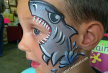 Deti makeup