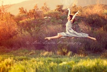 Dance & Gymnastic Inspired shoots