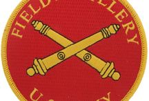 U.S.ARMY Artillery Airborne