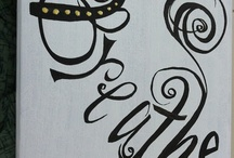 Artistic Calligraphy / by Dianna Agzour