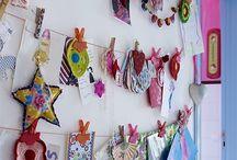 Displaying Kylee's art / by Katrina Ward