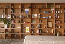 Inspirações   Estantes / Shelves