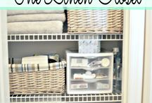 Organizing / by LearnHowToMakeBows