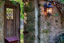 gates, gardens