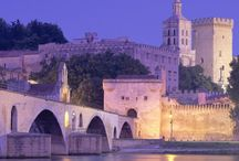 Pictures of Avignon, France