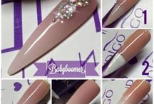 Nails - Step by Step