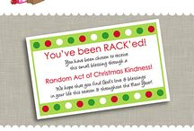 Random Acts of Kindness / by Julie Paulson