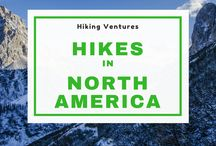 Hiking North America / Hikes in North America - Hikes in USA | Hikes in Canada