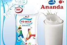 Ananda Yo Milk