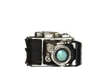 Camera, Coffee & Typewriter