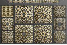 islamic patterning