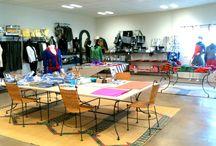 NOEL AVANT NOEL / Ouverture du Showroom à Roullet les WE du 6-7, 13-14, 20-21 de 14h à 18h avec -20% sur tout !!!! Photo : le Showroom !