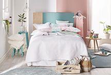 Pehmeät pastellit / Pienikin annosta pastellien heleyttä luo kevättä kotiin. Yhdistele vaikka patinapintaisiin kalusteisiin.