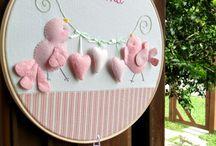 nascita decorazione porta