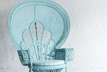 Cadeiras / by Maria Ercilia Galvão Bueno