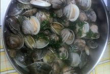 portuguese clams with garlic