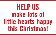 Join in on the santa shoebox project and make one more person smile this christmas.