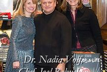 Chef Joël Robuchon And Dr. Nadia Volf Celebrate Food & Life at Maison Assouline / by ASSOULINE