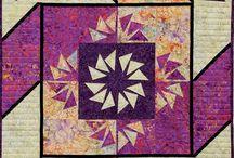Paddlewheel / by Quiltworx Judy Niemeyer