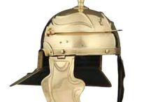 Imperial-Gallic Helmets / Roman-Gladiatoria Armouries